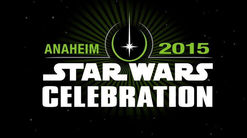 Illustration for article titled The Star Wars Celebration will be live-streamed