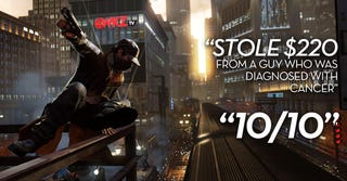 Illustration for article titled Watch Dogs, As Told By Steam Reviews