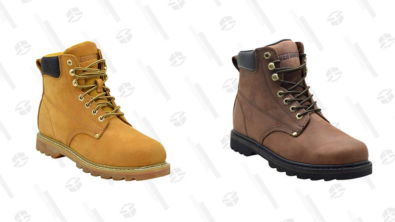 Ever Boots Tank Work Boot Gold Box | Amazon
