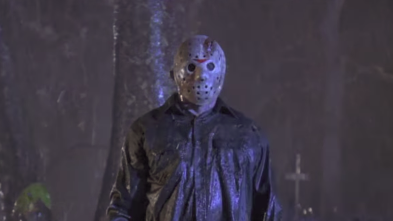 Hey, who wants to stay overnight at the camp where they filmed Friday The 13th?