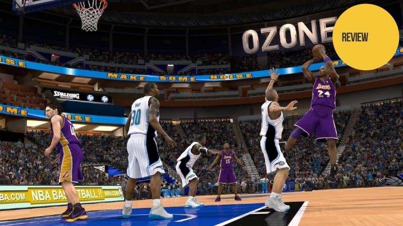 Illustration for article titled NBA 2K12: The Kotaku Review