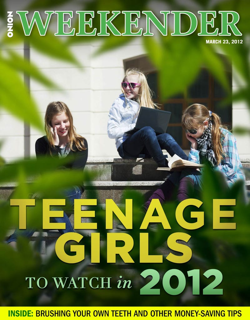 Illustration for article titled Teenage Girls To Watch In 2012