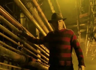 Illustration for article titled New Freddy Krueger Trailer Gives Us Nightmares, And That's A Good Thing