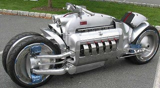 Illustration for article titled Dodge Tomahawk