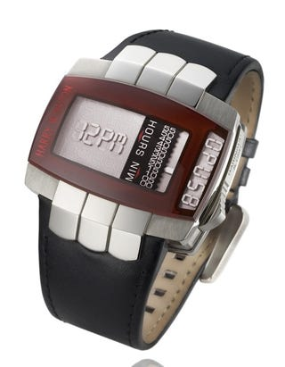 Illustration for article titled The Opus 8 Watch Puts a Pin-Art Spin On The Mechanical-Digital Display