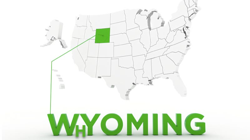 Illustration for article titled Wyoming Wants Their Own Currency, a Draft, and a Freaking Aircraft Carrier In case of Doomsday