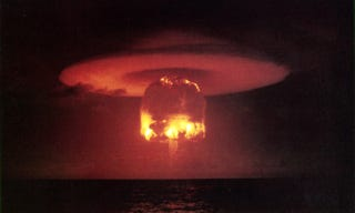 Illustration for article titled No, Russia Did Not Detonate A Tactical Nuke In Ukraine