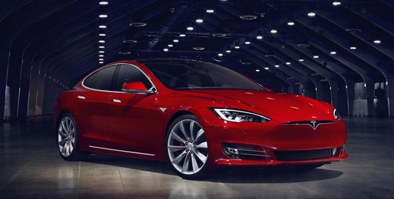 Illustration for article titled El Tesla Model S evoluciona: filtración de aire, carga más rápida y un nuevo diseño frontal