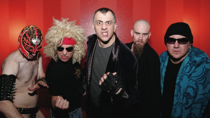 Illustration for article titled Five albums people wouldn't expect Dwarves' Blag Dahlia to like