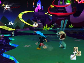 Illustration for article titled Thank Kingdom Hearts For Epic Mickey