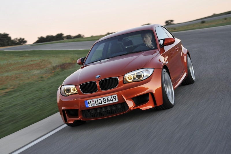 Illustration for article titled BMW 1 Series M Rounds Nürburgring Slower than Audi TT-RS