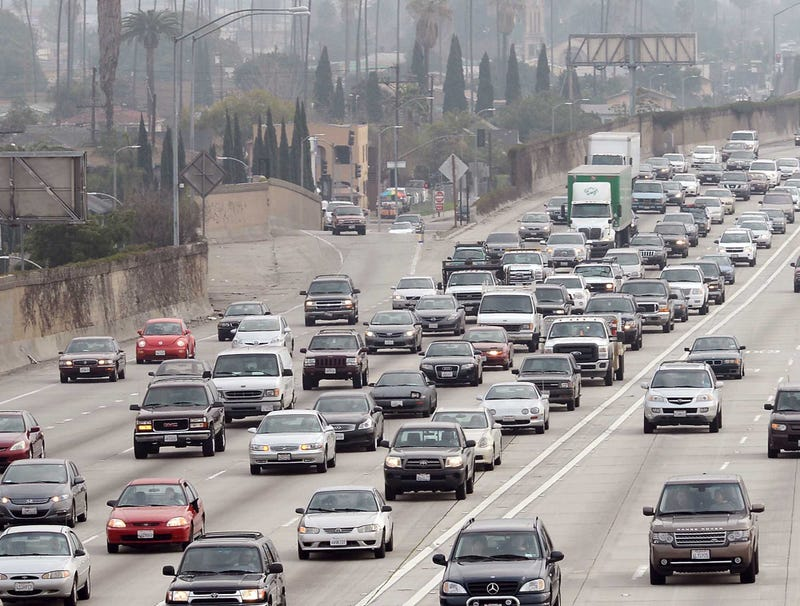 Illustration for article titled Traffic Already Lining Up To Be Late To L.A. Rams' Opening Game