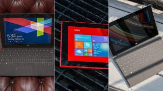 Illustration for article titled The Best Windows Tablet Display Doesn't Come From Microsoft