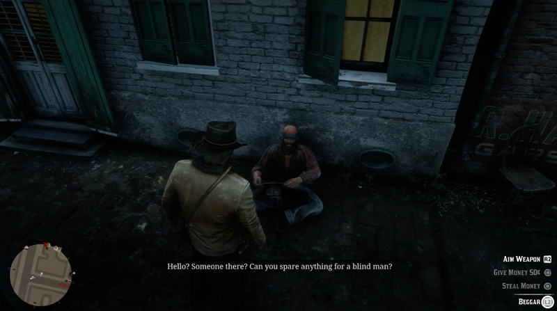 My Red Dead Redemption 2 Playthrough Has Already Gone Way