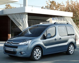 Illustration for article titled The Citroen Berlingo and Peugeot Partner, More Salvos In The Euro-MPV War