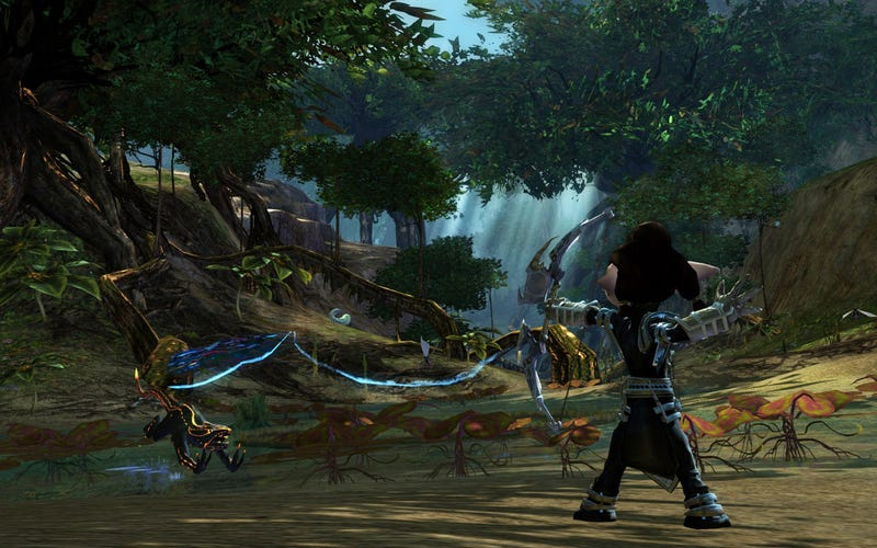 Illustration for article titled Ten Officially Sanctioned Guild Wars 2 Screenshots