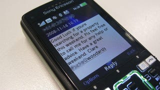 Forward Spam Text Messages to 7726 to Report Them