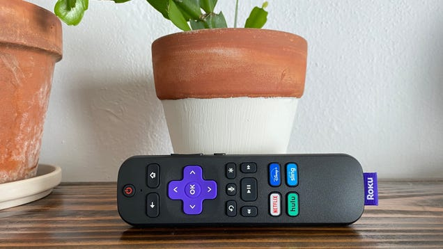 Look Out, Apple TV, It Looks Like Roku Is Testing a Rechargeable Remote