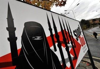 Illustration for article titled Minaret Ban Passes In Switzerland