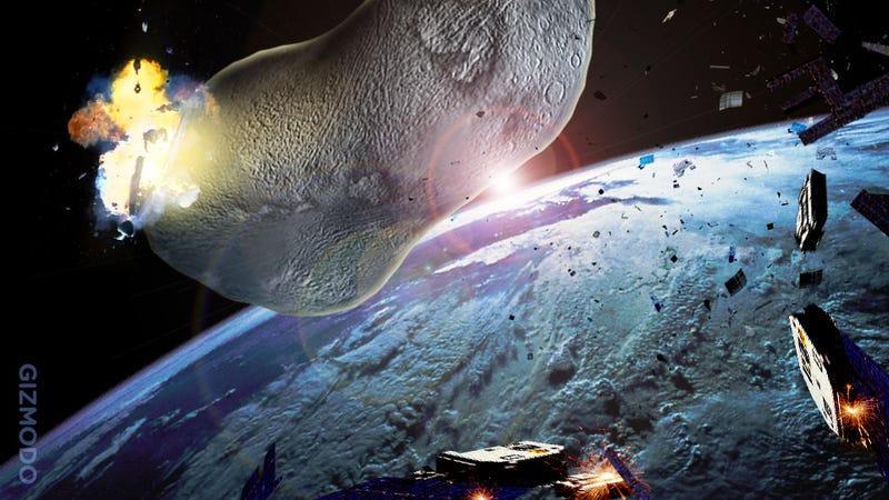Illustration for article titled Cómo ver el asteroide que pasará hoy rozando la Tierra