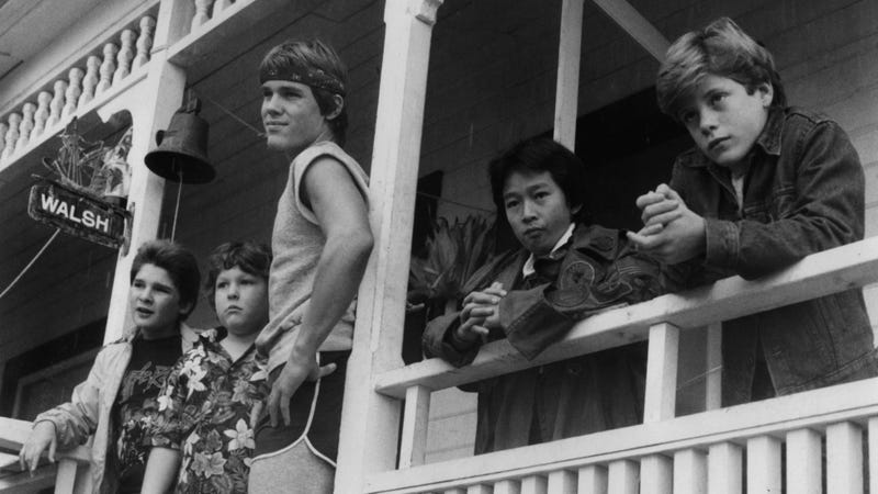 Illustration for article titled The Goonies cast is still holding out hope for a sequel
