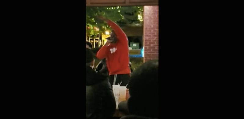 "Sure, Here's Dwight Howard Singing ""Get Low"" At Karaoke"
