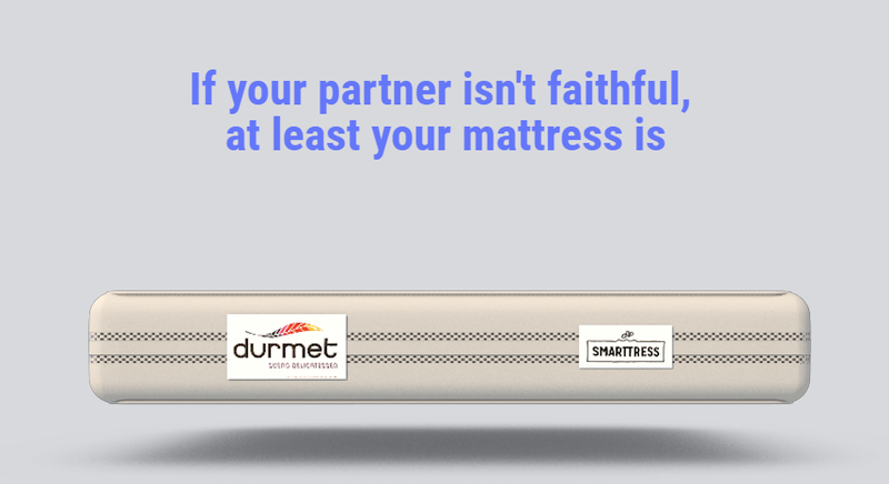 Illustration for article titled This Incredibly Creepy Mattress Tells You When Sex Is Happening