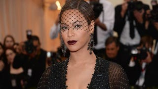 Beyoncé attends the 'Charles James: Beyond Fashion' Costume Institute Gala at the Metropolitan Museum of Art May 5, 2014, in New York City.Dimitrios Kambouris/Getty Images