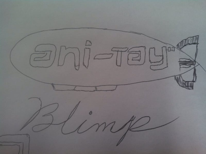 Illustration for article titled Ani-TAY Blimp: Crunchyroll Guest Passes