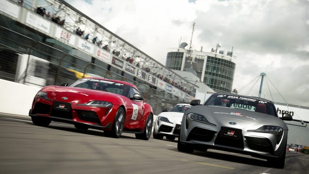 Gran Turismo Sport Has Spent Two Years Adding Great Stuff For Free