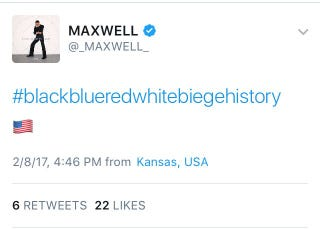 Illustration for article titled Here's Why Maxwell (the R&B Singer, Not the Coffee) Is Trending