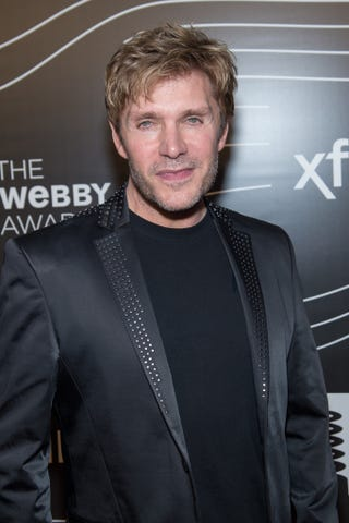 Vic Mignogna attending the 2016 Webby Awards