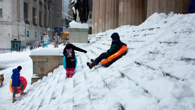 Zoom Claims Another Victim as NYC Schools Cancel Snow Days