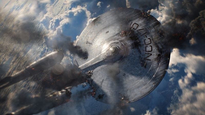 Star Trek Beyond trailer to debut before The Force Awakens