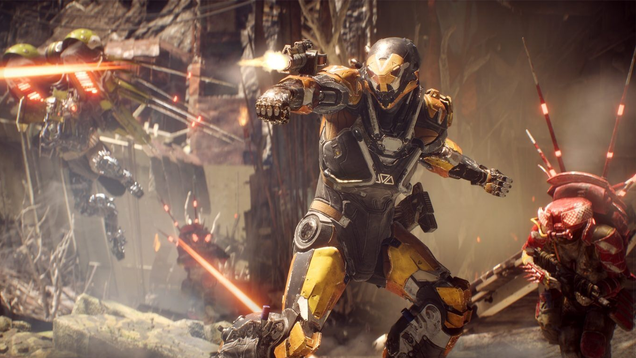 Anthem Gets New Update After Weeks Of Radio Silence