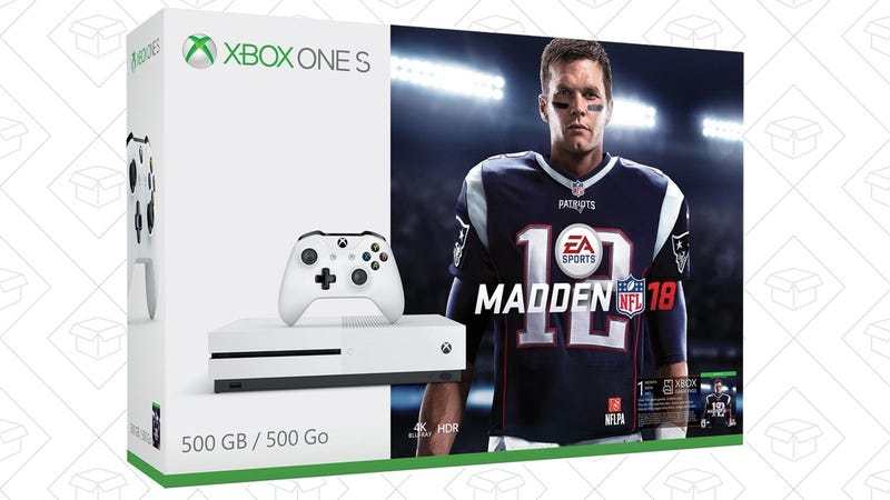 Xbox One S Madden Bundle | $230 | Amazon