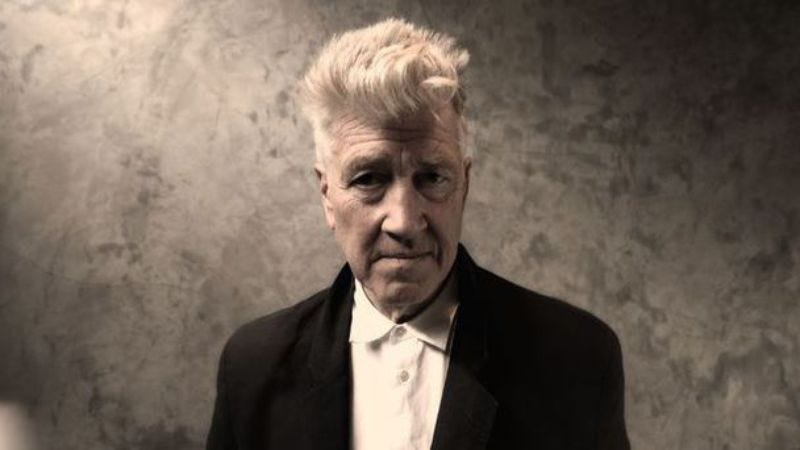 Illustration for article titled David Lynch is writing a (predictably weird) memoir