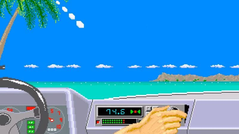 Screenshot: Outrun