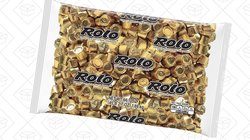 ROLO Chocolate Caramel Candy | $16 | Amazon | After 20% off coupon