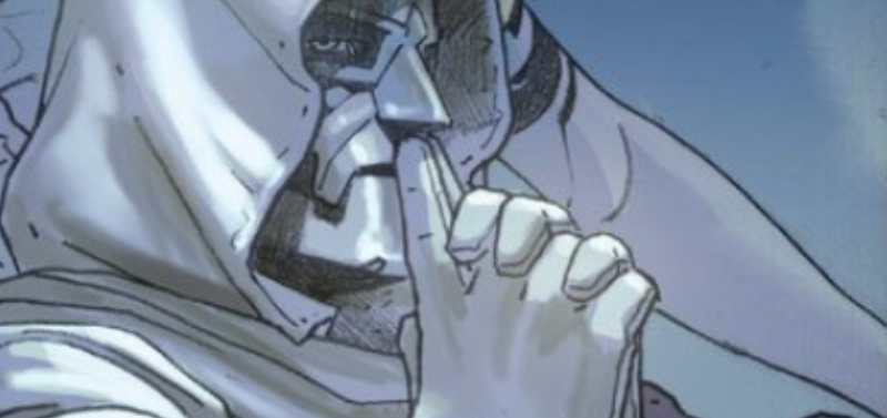 Illustration for article titled Doctor Doom's Lies Are Being Exposed inSecret Wars
