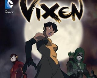 Illustration for article titled Reminder: Vixen's 1st Episode Now Available on CW Seed