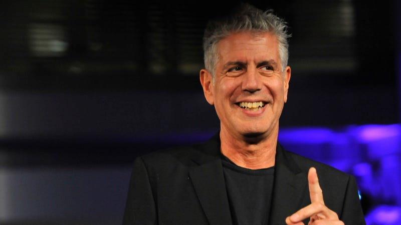 Illustration for article titled Anthony Bourdain documentary coming to theaters as soon as next year