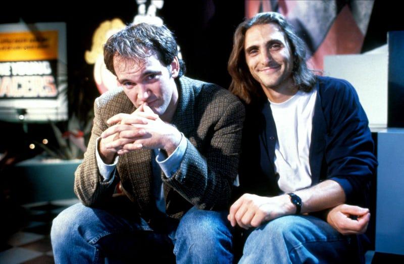 QUENTIN TARANTINO & LAWRENCE BENDER PULP FICTION (1994)