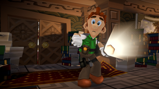 Illustration for article titled Resident Evil And Luigi's Mansion Are A Match Made In Nintendo Hell