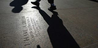 Martin Luther King Jr. Memorial in Washington, D.C. (Chip Somodevilla/Getty Images News)