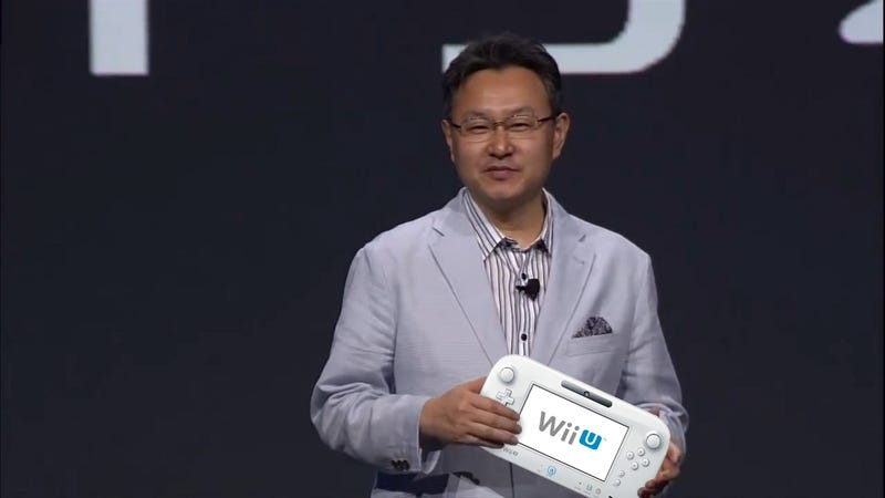 Illustration for article titled PlayStation Exec Owns Two Wii Us, Loves the New Mario