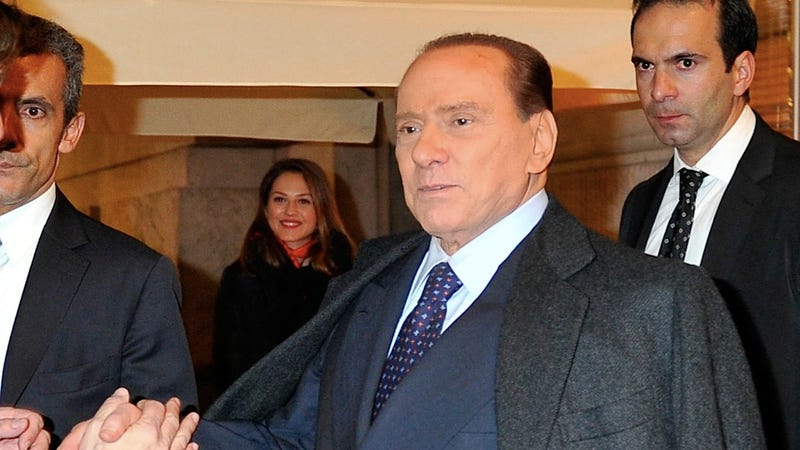 Illustration for article titled Berlusconi Thinks Women Are Bunga Bunga Enthusiasts by Nature