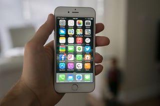 Illustration for article titled El iPhone 6, premio en el MWC al mejor móvil junto al LG G3