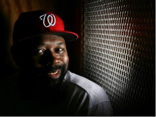 Dmitri Young (Doug Benc/Getty Images)