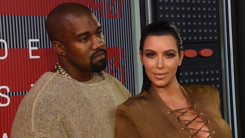 Illustration for article titled Kim Kardashian and Kanye West Are Going to Make Their Own Wine